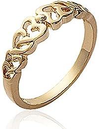 ISADY - Nastasha Gold - Women's Ring - 750/000 (18 Carat) Gold