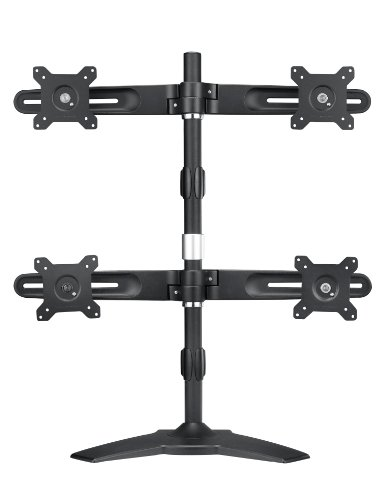 AG Neovo DMS-01Q Desk Mounting Stand for Quadruple Monitors