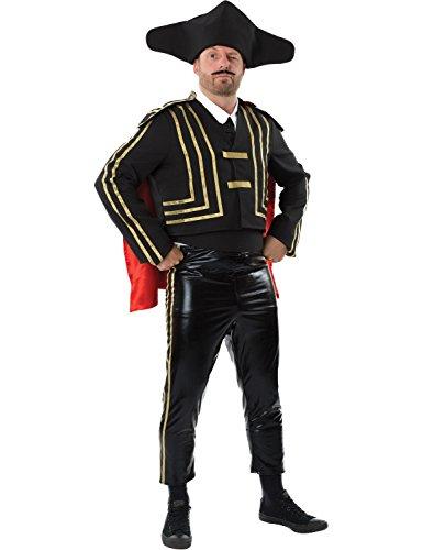 erkämpfer Matador Karneval Verkleidung Kostüm Standard ()