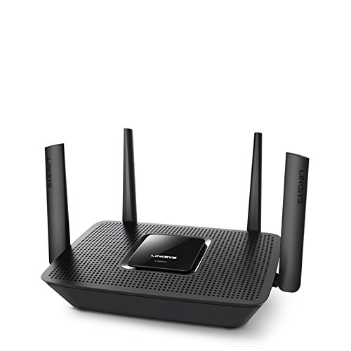 Linksys Router Gigabit Wi-Fi max-stream