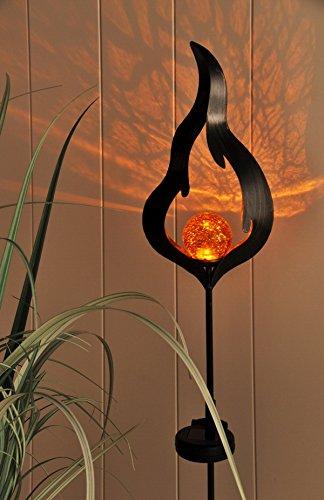 Gartendekoration Solarkugel Marla