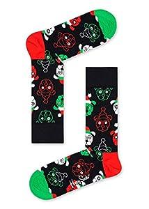 Happy Socks 41-46 Chaussettes de Noël pour chien