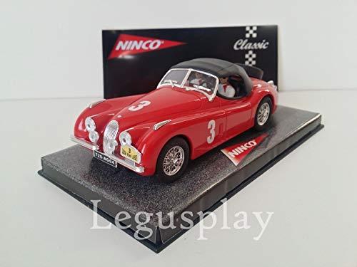 Ninco SCX Scalextric Slot Classic 50216 Jaguar XK-120
