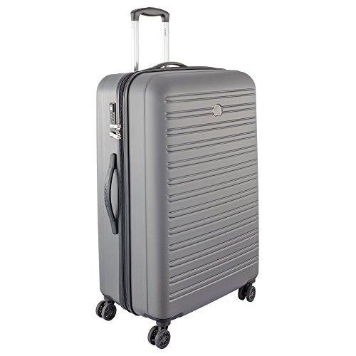 DELSEY PARIS SEGUR Koffer, 78 cm, 117 liters, Grau (Gris)