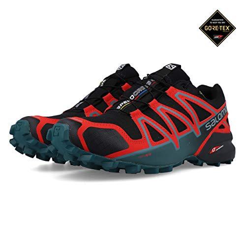 Salomon Speedcross 4 GTX, Zapatillas de Trail Running para Hombre