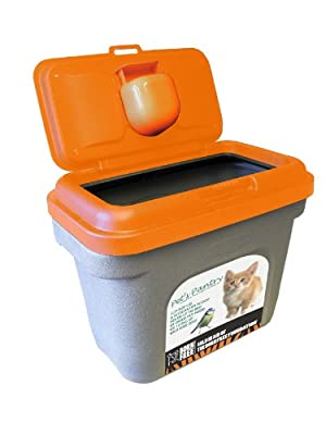 Pet Food Storage Container Holds 12.5 Kg Airtight. Koi Carp Fish Food Cat Dog