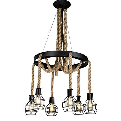 Öl Eingerieben Bronze Licht 6 (LMDH Sechs-Licht-Kronleuchter, Öl eingerieben Bronze Finish mit Highlights)