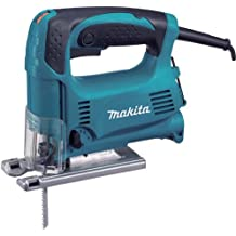 Makita 4329K - Caladora 450w vel. variable, pendular, aluminio