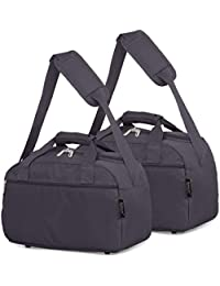Aerolite New 2019 Ryanair 40x20x25 Maximum Size Holdall Cabin Luggage Flight Bag