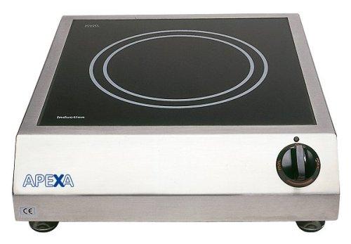 Induktionstischherde mir eine Kochstelle mit 3,5 kW 230V, Artikelnummer A105954
