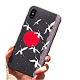 Best Battery Case For Iphone 6 Plus - FLY-happiness Red Sun Flying Crane Phone Case Review