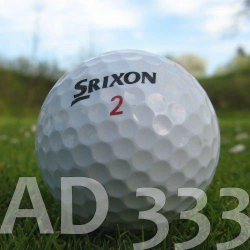 50 SRIXON AD333 BALLES DE GOLF RÉCUPÉRATION / LAKE BALLS -...