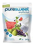 Best Sweeteners For Diabetics - Puresweet Natural Erythritol 340g Zero Calorie Sweetener, Diabetic Review