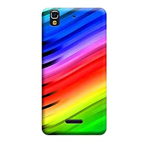 iCover Premium Printed Mobile Back Case Cover With Full protection For Micromax Yureka (Designer Case)
