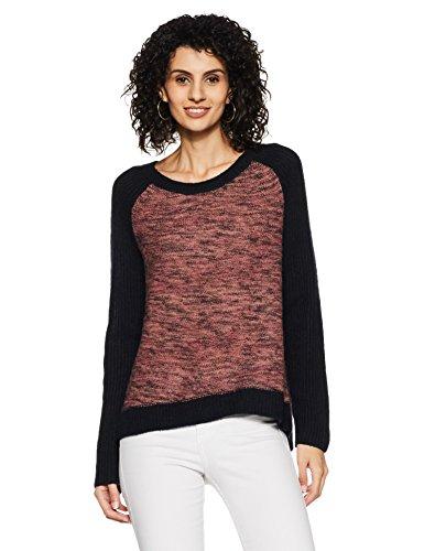 Roxy Shadow Play Pullover Damen 40 Schwarz - True Black