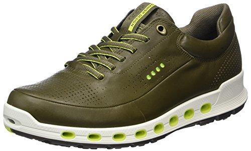 ECCO Herren Cool 2.0 Sneaker, Braun (Tarmac 1543), 46 EU