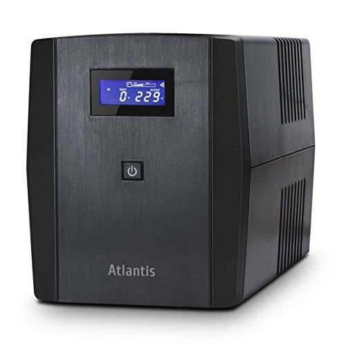 Atlantis OnePower 1200 Gruppo di Continuità UPS, 700 Watt