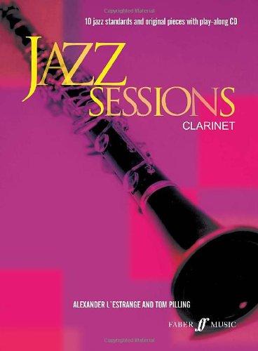 Jazz Sessions: (Clarinet) (Clarinetcd)