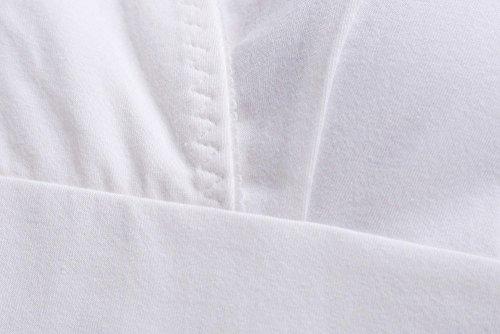Topwhere® Mutterschaft Kleidung Top Baumwolle Schwangerschaftsshirt White +Grey