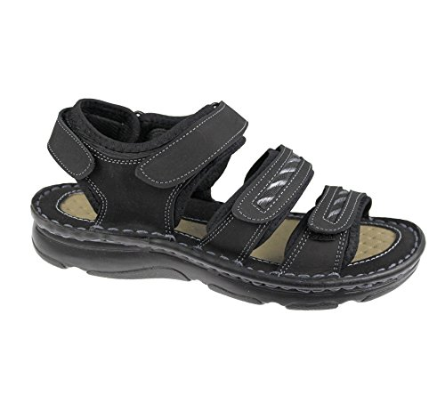 Boys Sandal Color Black Size UK 3 EU 36 US 4