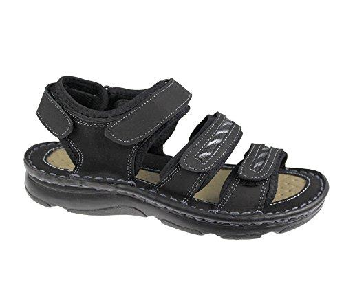 Boys Sandal Color Black Size UK 3 EU 36 US 4