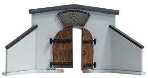 Busch 1470 - Portal de entrada a túnel importado de Alemania