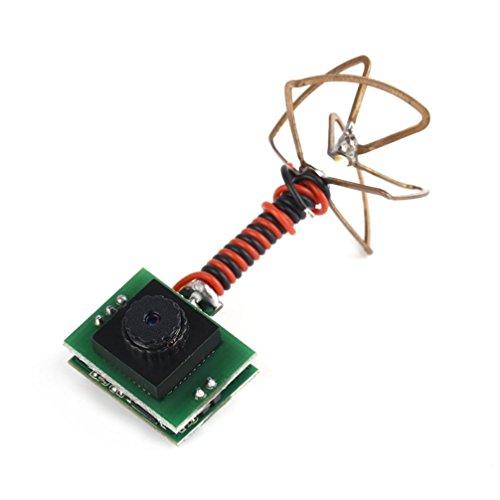 Hunpta 5g FPV 48CH 5,8 G 25 MW 600TVL Kamera eingebauten Sender und Antenne für OCDAY (A)