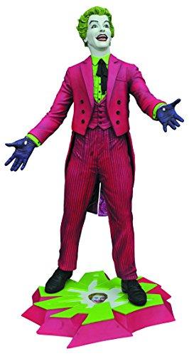 Diamond Select Toys Batman Classic 1966der Joker Statue aus Kunstharz (Und Batman Der Joker)