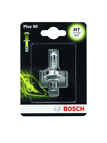 Preisvergleich Produktbild Bosch Autolampe H7 Plus +90