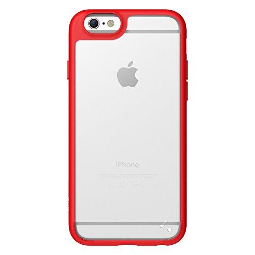 iPhone6S Case Plus, araree® [Hue Plus] Hybrid Effacer souple Slim Fit TPU Bumper + Transparent Housse en plaque arrière avec Perfect Fit pour iPhone 6S Plus, iPhone 6 Case Plus (2015) (R