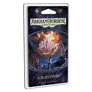 Fantasy Flight Games - Juego de cartas Arkham Horror LCG, Ecos del Pasado (Español) Multicolor
