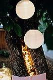 HELLUM LED Lampion 3er Set 523065