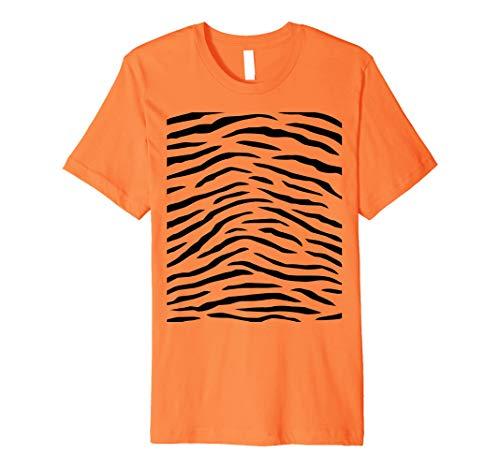 Tiger Print–leicht, Halloween-Kostüm ()