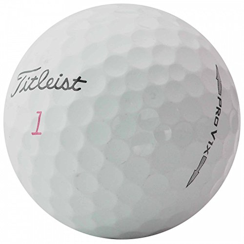 25 Titleist Pro V 1 X Golfbälle - AAAA-AAA - Lakeballs - weiss - gebrauchte Golfbälle