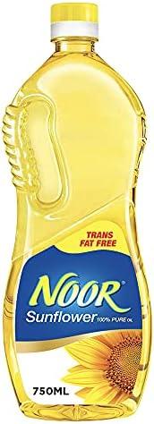 Noor, Sunflower Oil, 750ml