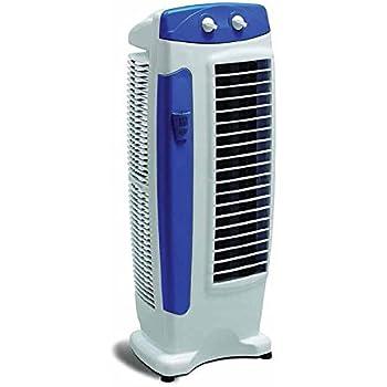Kumaka Portable Sleek & Stylish Freshhhhh Air Tower Fan - Blue