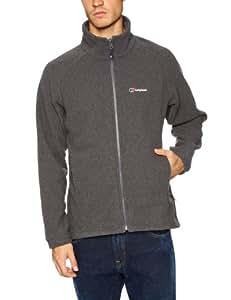 Berghaus Spectrum Men's Interactive Zip Fleece - Grey, Large