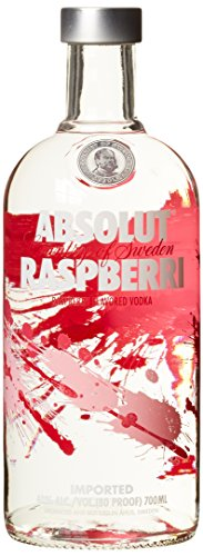 Absolut Vodka Raspberry (1 x 0.7 l)