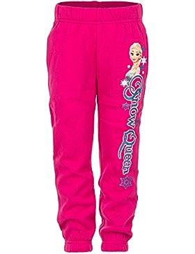 Disney Frozen Die Eiskönigin Jogginghose, Original Lizenzware, pink, Gr. 104 -128