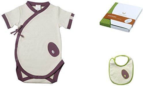 Pandi Panda 1300-008-03 Body Style Kimono en coton mako, Taille 50/56, 0-3 mois