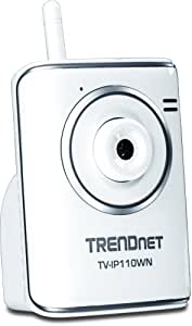 TRENDnet TV-IP110WN Caméra IP WiFi N