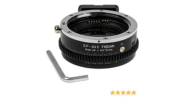 Vizelex Fusion Cine Nd Throttle Mark Ii Compatible With Kamera