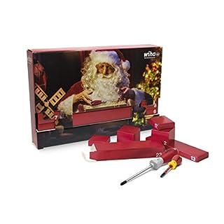 Wiha 9300917l advent calendar 2017, tools, workshop, for handyman, red, standard