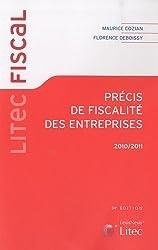 Précis de fiscalité des entreprises 2010/2011