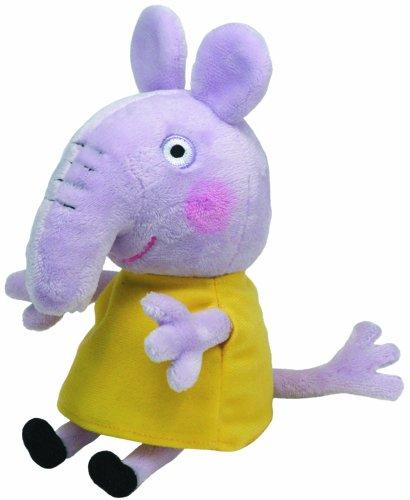"Emily Elephant- (Peppa Pig) - 15cm 6"""