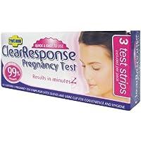 Treat & Ease Schwangerschaft Test-Kit (Pack von 3) preisvergleich bei billige-tabletten.eu