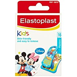 ELASTOPLAST Strips Mickey Mouse Pack de 16 Pansements