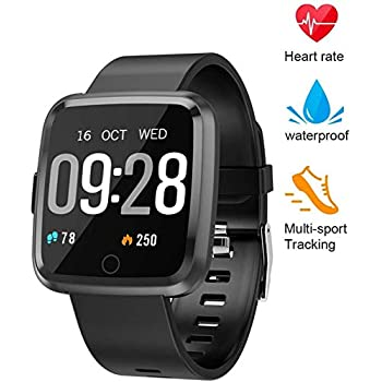WADEO Impermeable IP67 Smartwatch, Smartwatch Impermeable Reloj ...