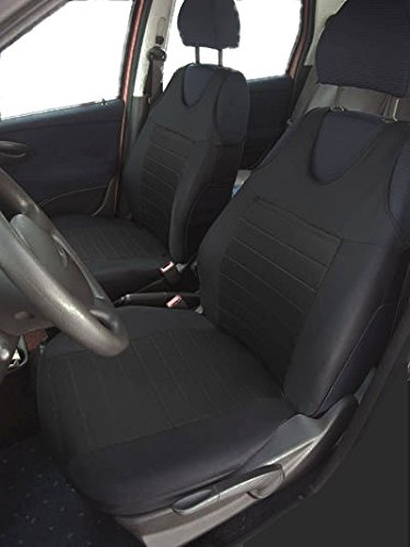2-black-front-car-seat-covers-with-bars-for-volvo-v50