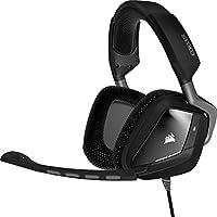 Corsair Gaming CA-9011130-EU Void Carbon Cuffie Gaming USB, Dolby 7.1, Nero (Ricondizionato Certificato)